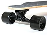 "41x9"" Longboard MAXOfit® Jamaica No. 01, 104 cm, Drop Through"