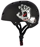 Bullet Santa Cruz Screaming Hand Casque de Protection