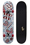 Cliche - Skateboard Pack Complet Blow Up Red White - Taille:one Size