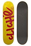 Cliche - Skateboard Planche Seule Us Handwritten Yellow/red 7.75 - Taille:one Size