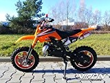 "Dirt Bike 49cc - ""Enduro"" Mini moto cross"