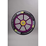 Eagle Wheels - Trotinette Freestyle Roue Eagle Roue Spoked Purple/black Vendue Avec Roulements - Taille:one Size