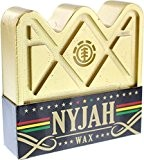 Element Skateboards Nyjah Huston Crown Gold Skate Wax by Element Skateboards