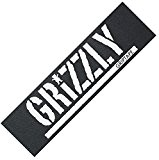 Grizzly Skateboard Extra Large Tampon Blanc