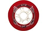 Hyper roues pour rollers xTR rouge/blanc 90, 72151