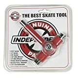 Independent Clef de Montage Best Skate Tool Rouge