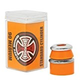 Independent Jeu de 4 gommes Cylinder Medium 90A Orange