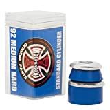 Independent Jeu de 4 gommes Cylinder Medium Hard 92A Bleu