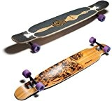 Loaded Boards Bhangra Flex - 1 Longboard complet en bambou