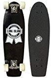 Long Island Complete Longboard Pacific Black 26""