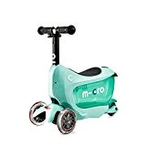 Micro trottinette enfant mini2go deluxe plus