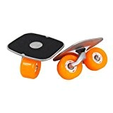 New ORANGE Planche de surf Drift Skate Creative assiettes Sportive-Skate Board