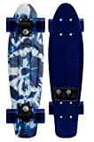 Penny - Skateboard Pack Complet Plastique 22 Indigo Tie Die - Taille:one Size