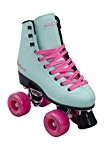 Playlife - Roller Patin Complet Quad Melrose Deluxe Turquoise - Taille:one Size