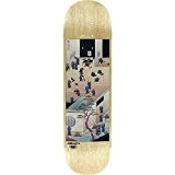 Real Skateboards Ishod Wair Temple of Skate by Mister Tucks - 8.125 x 32 by Real Skateboards