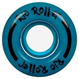 Rio Roller Coaster Wheels x4 Blue 58mm