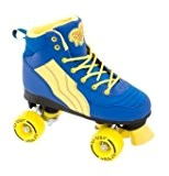 Rio Roller PURE 2016 blue/yellow