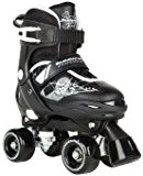 Rookie PULSE JUNIOR Rollerskate 2015 black/white