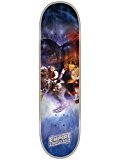Santa Cruz Star Wars Empire Strikes Back Plateau de Skateboard Mixte Adulte, Multicolore