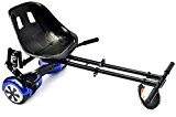 Suspension Go HoverKart Monster - Carbon Black