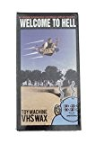 Toy Machine - Skate Wax Wax Vhs - Taille:one Size