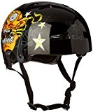 TSG Evolution Art Design Goldbeck Helmet goldbeck screamer / noir Taille LXL