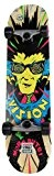 Vision Imaginary Psycho Wood Skateboard 80 x 19.85 cm
