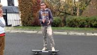 Comment faire du waveboard en très peux de temps
