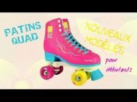 Nouveaux modèles de patins quad à Décathlon