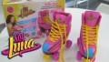 Soy Luna : Les patins à roulettes - TEST